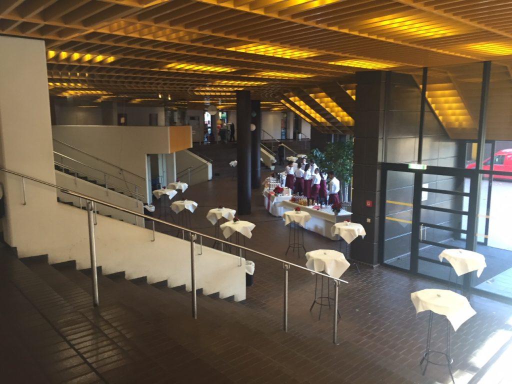 Gastronomie-Catering-Bürokommunikation [BVJ5] - Städtische