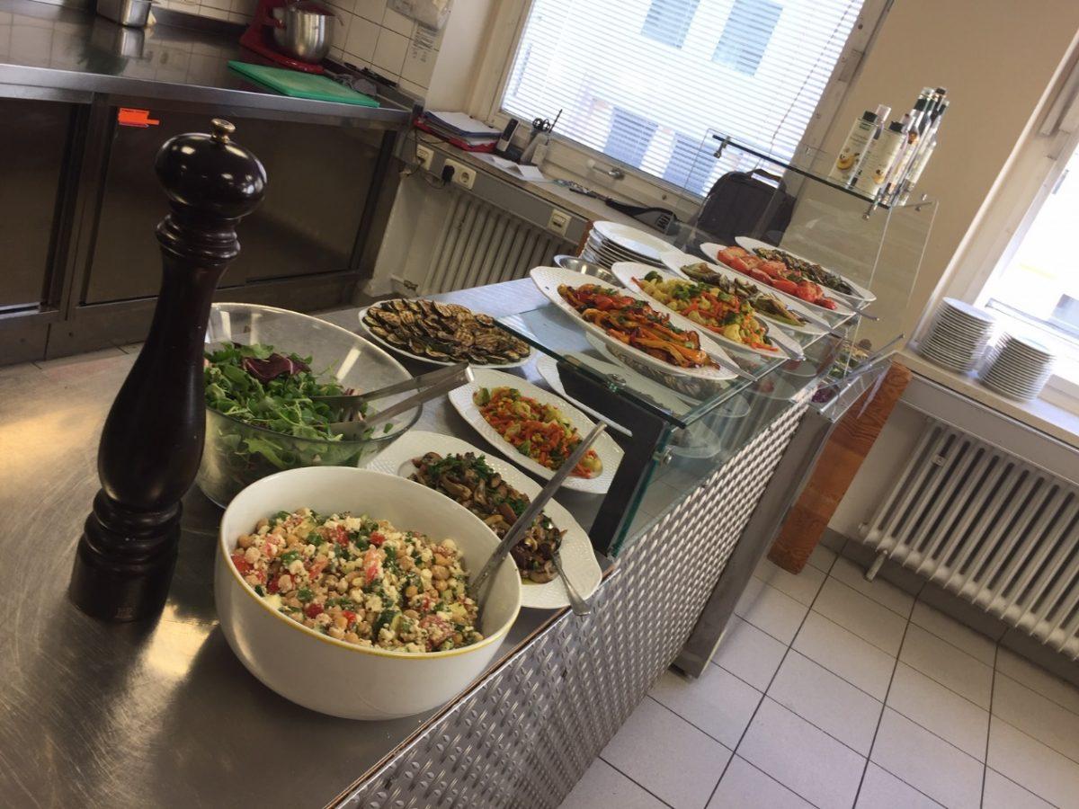 Gastronomie - Catering - Bürokommunikation [BVJ5